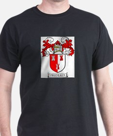 PRIDEAUX Coat of Arms T-Shirt