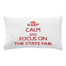 Cute State fair Pillow Case
