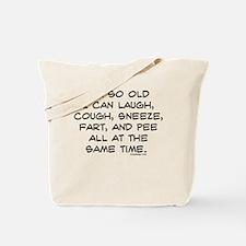 I'm so Old Tote Bag