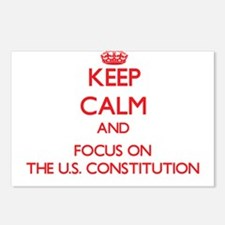 Funny Constitution Postcards (Package of 8)
