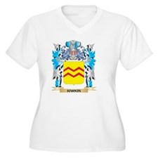 Harkin Coat of Arms - Family Crest Plus Size T-Shi