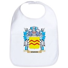 Cute Harkins crest Bib