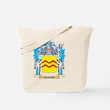 Cute Harkins crest Tote Bag