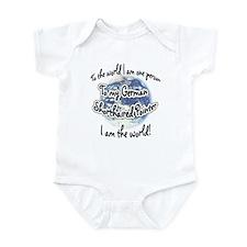 GSP World2 Infant Bodysuit