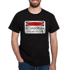 Attitude Ecuadorian T-Shirt