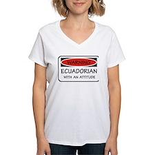 Attitude Ecuadorian Shirt