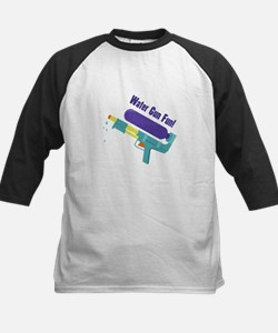 Water Gun Fun Baseball Jersey