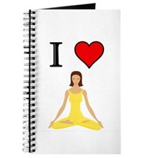 Cute Peace love massage Journal