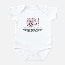 year of the boar infant wear