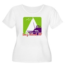 Sailing Long Island T-Shirt
