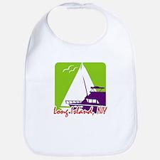 Sailing Long Island Bib