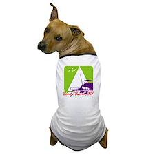 Sailing Long Island Dog T-Shirt