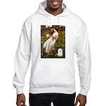 Windflowers & Bolognese Hooded Sweatshirt