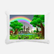 Fairytale Rectangular Canvas Pillow