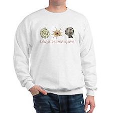 Long Island Shells Sweatshirt