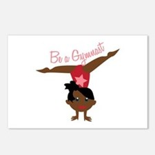 Be A Gymnast Postcards (Package of 8)