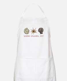 Long Island Shells BBQ Apron