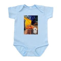 Cafe & Bolognese Infant Bodysuit