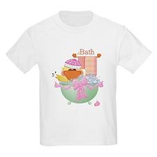 Duckie's Bathtime Kids T-Shirt