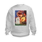 Mandolin Angel & Bolognese Kids Sweatshirt