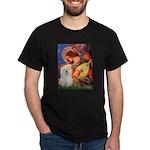 Mandolin Angel & Bolognese Dark T-Shirt