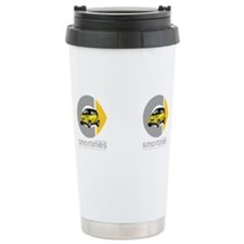 Cute Mercedes smart car Travel Mug