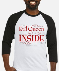 The Evil Queen is Inside Me Baseball Jersey