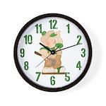 Golfers Clock