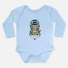 Unique Keane Long Sleeve Infant Bodysuit