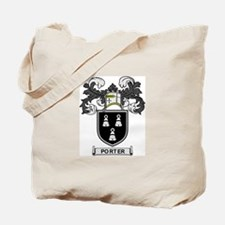 PORTER Coat of Arms Tote Bag