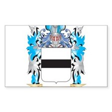 Hauser Coat of Arms - Family Crest Decal