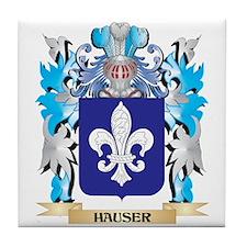 Unique Hauser Tile Coaster