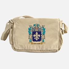 Unique Hauser family Messenger Bag