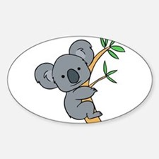 Cute Baby Koala Bear Decal