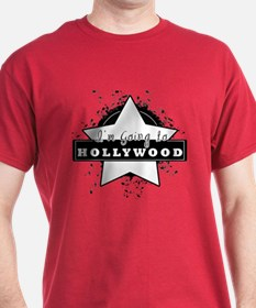 """I'm going to hollywood """"star"""" T-Shirt"""