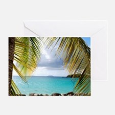 Cinnamon Bay Card Greeting Cards