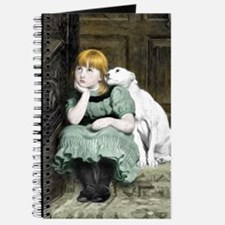 Cute Adore a pit bull Journal