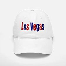 Las Vegas Stars on A's Patriotic Baseball Baseball Cap
