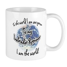 Lab World2 Mug