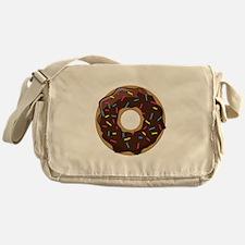 Sprinkle Donut Messenger Bag