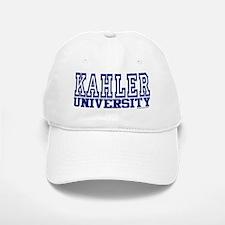 KAHLER University Baseball Baseball Cap