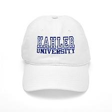 KAHLER University Baseball Cap