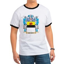 Heaney Coat of Arms - Family Crest T-Shirt