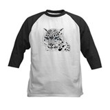 Snow leopard Baseball Jersey
