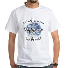Weimaraner World2 Shirt
