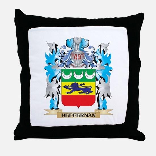 Cute Heffernans Throw Pillow