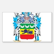Heffernan Coat of Arms - Family Crest Decal