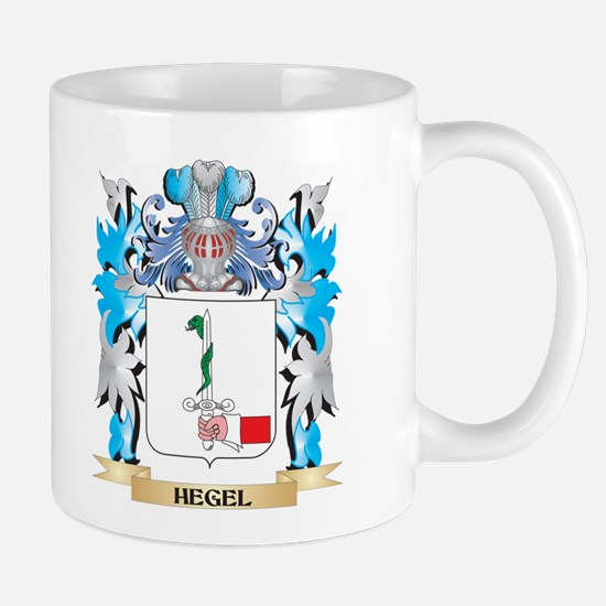 Hegel Coat of Arms - Family Crest Mugs