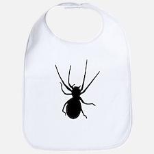 Black Spider Bib