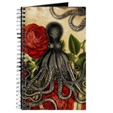 Tentacles And Roses Journal